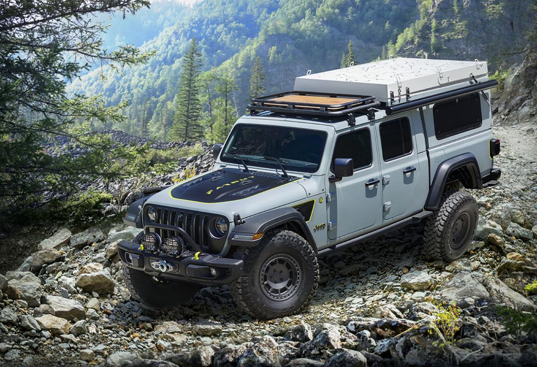 Jeep Farout Concept Easter Safari 2021