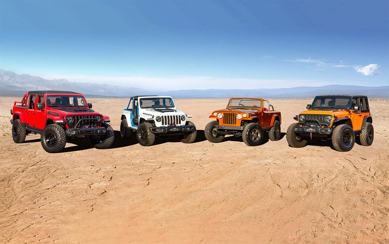 Jeep Easter Safari 2021