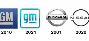 Por que tantas marcas de carro estão mudando o logotipo?