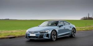 Já dirigimos: Audi e-tron GT quattro era o que faltava ao Porsche Taycan