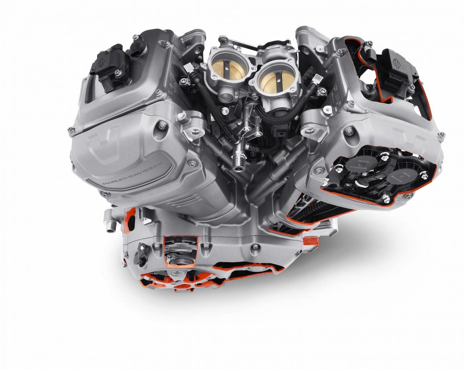 harley davidson pan america 1250 motor revolution max 29