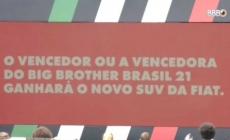 Novo SUV da Fiat será revelado a conta-gotas no BBB 21