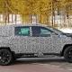 Flagra: Novo Jeep de 7 lugares terá elementos de Grand Cherokee