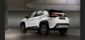 Toyota Yaris Cross Adventure é a versão aventureira do crossover