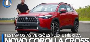 Semana Motor1.com: Novo Corolla Cross, motor 1.3 turbo da Stellantis e mais