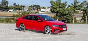 Novos VW Jetta e Tiguan Allspace reestilizados serão apresentados ainda em 2021