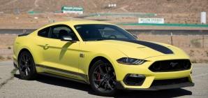 Ford Mustang Mach 1 esgota 80 unidades em apenas 24 horas