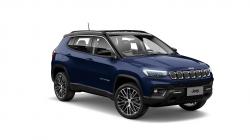 Jeep abre pré-venda do novo Compass nas versões Turbo Diesel