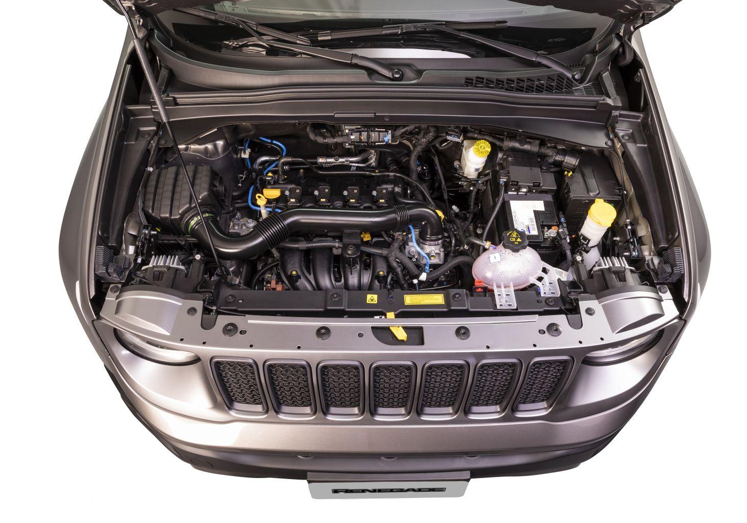 jeep renegade 2021 limited motor flex