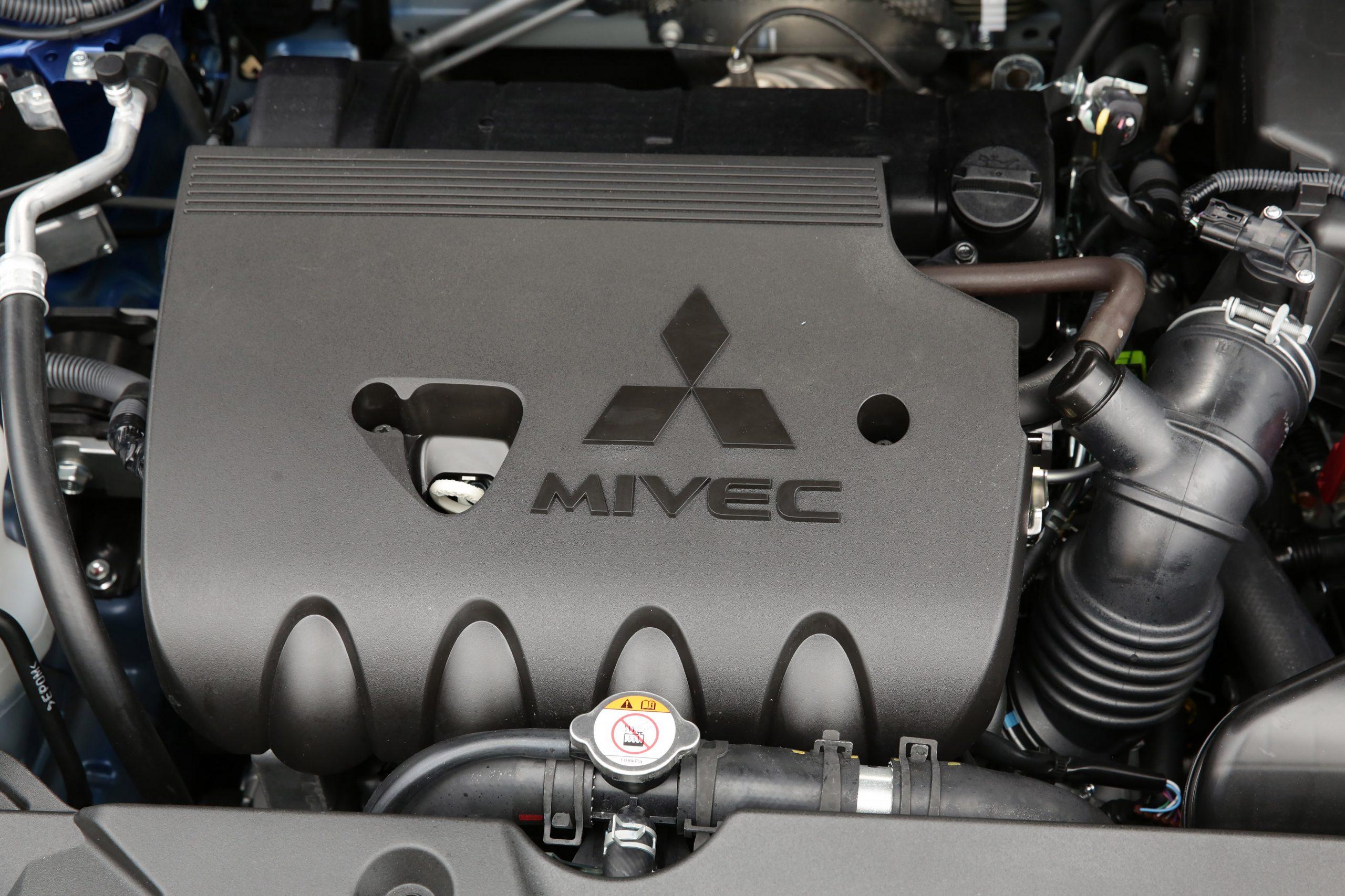motor 20 mivec mitsubishi asx