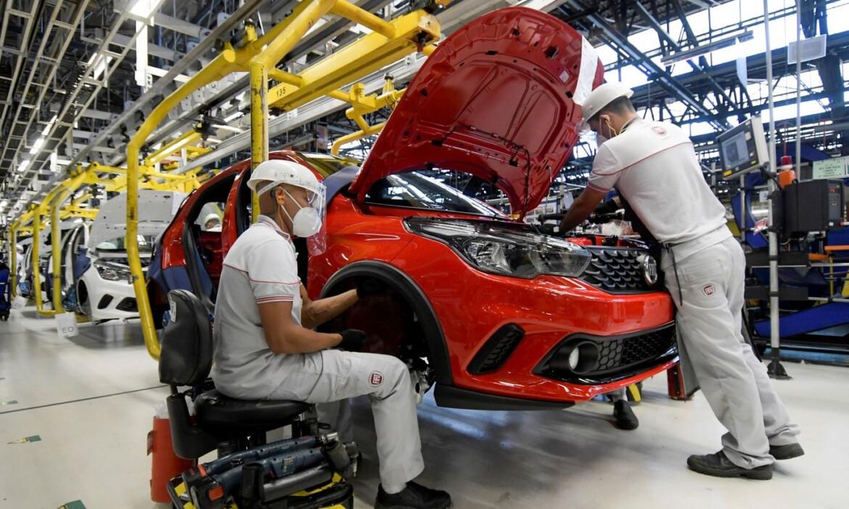 Fábrica da Fiat
