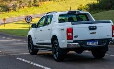 Chevrolet S10 2022 trará novas rodas para versão LTZ