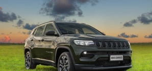 Jeep mostra o novo Compass e prepara a chegada do Commander