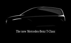 Mercedes EQT: van elétrica compacta já tem data de estreia