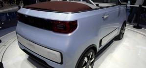 Carro elétrico popular mais vendido do mundo vira conversível
