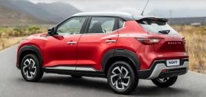 Esperado no Brasil, Nissan Magnite supera 50 mil pedidos na Índia