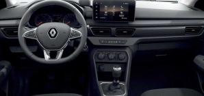 Renault Taliant, sucessor do Logan, tem novas imagens divulgadas