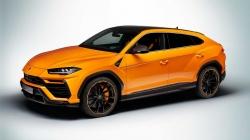 Lamborghini bate recorde de vendas impulsionada pelo Urus