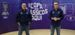 TV Jornal pronta e reforçada para transmitir mais uma final da Copa do Nordeste