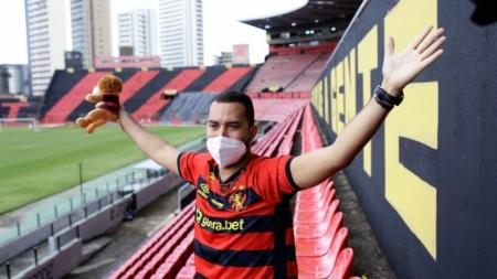 """Mais um conselheiro do Sport ataca Gil do Vigor: """"Envergonha a marca"""""""