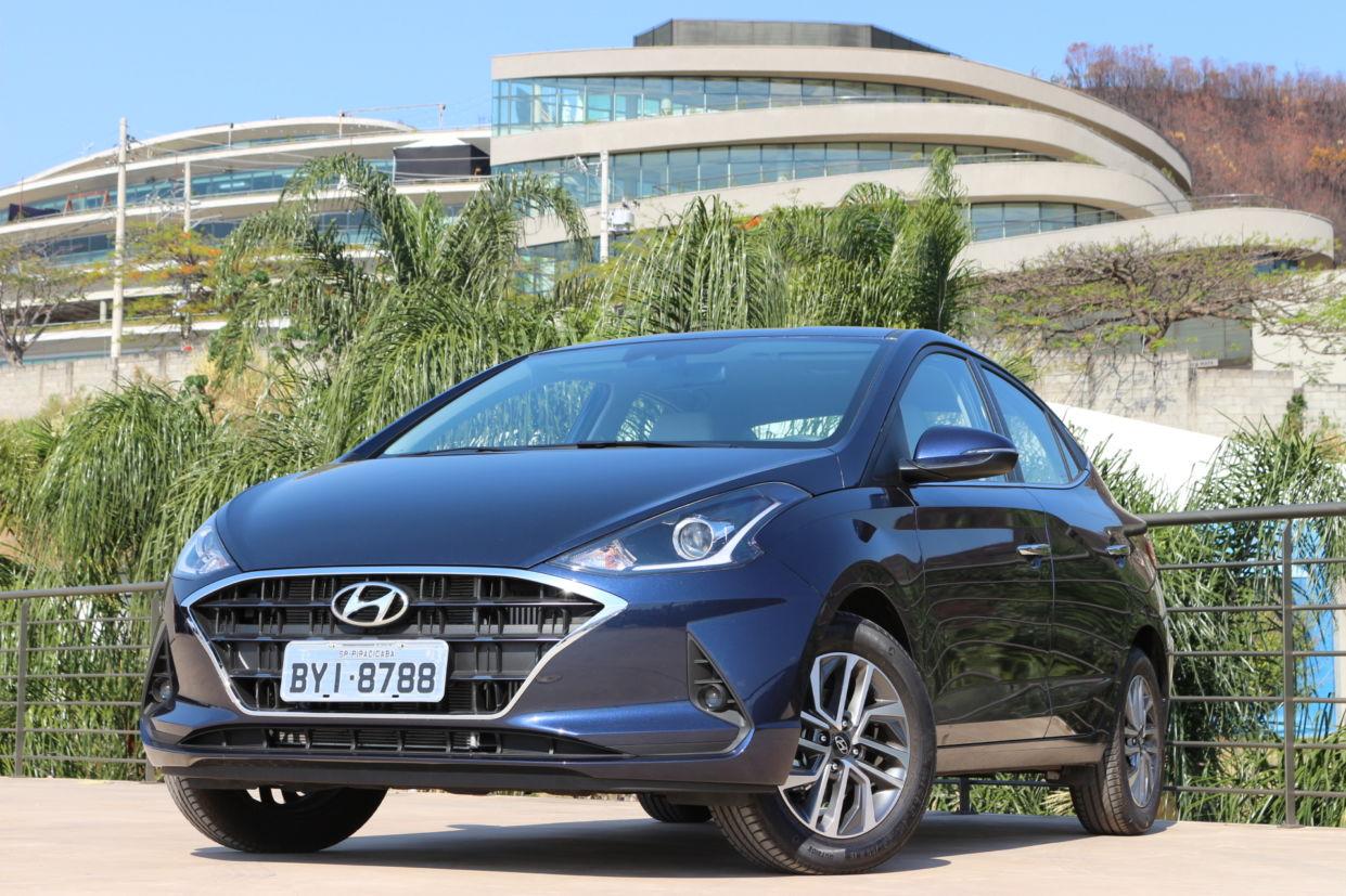 Hyundai HB20S Diamond Plus foto Alexandre Carneiro