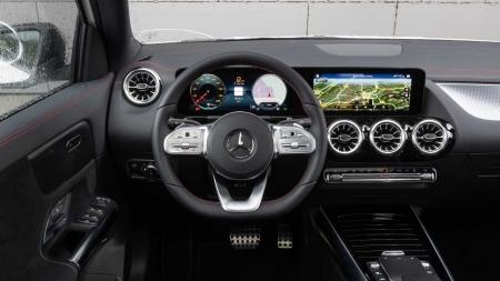 Já dirigimos: Mercedes EQA, o SUV elétrico compacto irmão do GLA