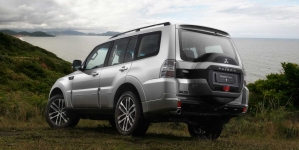 Mitsubishi Pajero Full sai de linha com versão Legend Edition