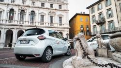 Renault inicia compartilhamento de carros elétricos na Europa