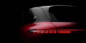 SUV elétrico de luxo Mercedes EQS é flagrado em testes